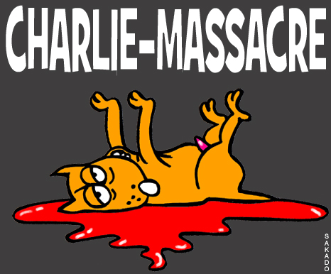 CHARLIE-massacré